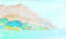 Fjord IV by Victoria Burton-Davey