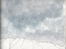 Fjord IX by Victoria Burton-Davey.