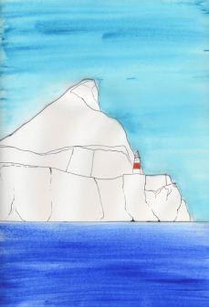 Gibraltar II by Victoria Burton-Davey