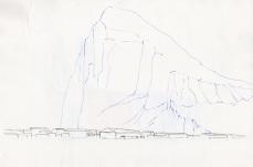 Gibraltar IV by Victoria Burton-Davey