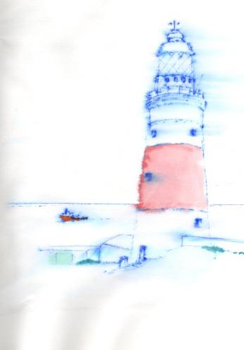 Gibraltar VII by Victoria Burton-Davey